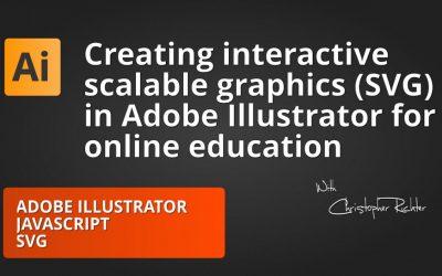 Convert Illustrator AI to HTML and ADD JAVASCRIPT